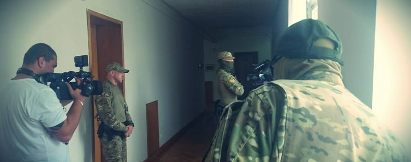Генпрокуратура підтвердила законність обшуків в Одеській ОДА