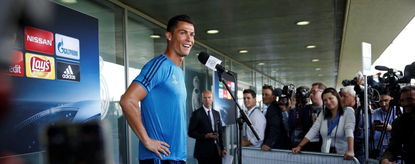 """Роналду сподівається, що Моурінью поверне """"Манчестер Юнайтед"""" на футбольний олімп"""