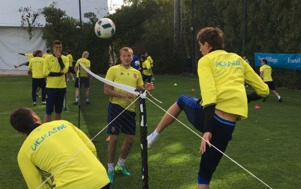 Повернення Селезньова: як збірна України проводить третій день на Сардинії