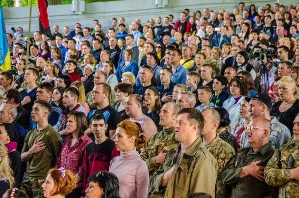 Олександр Моторний став членом журі гала-концерту фестивалю пісень, народжених в АТО