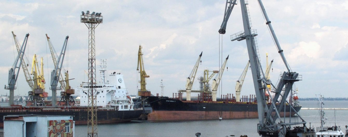 З Одеського порту намагалися вивезти хімікати, яких вистачило б отруїти усе місто