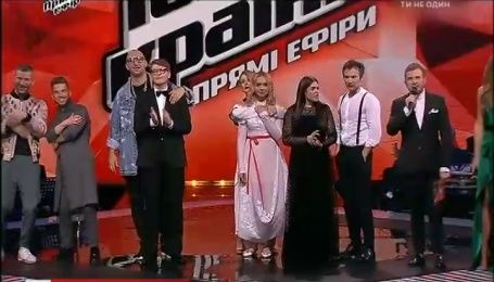 """У фіналі """"Голосу країни"""" звучатиме тільки українська музика"""