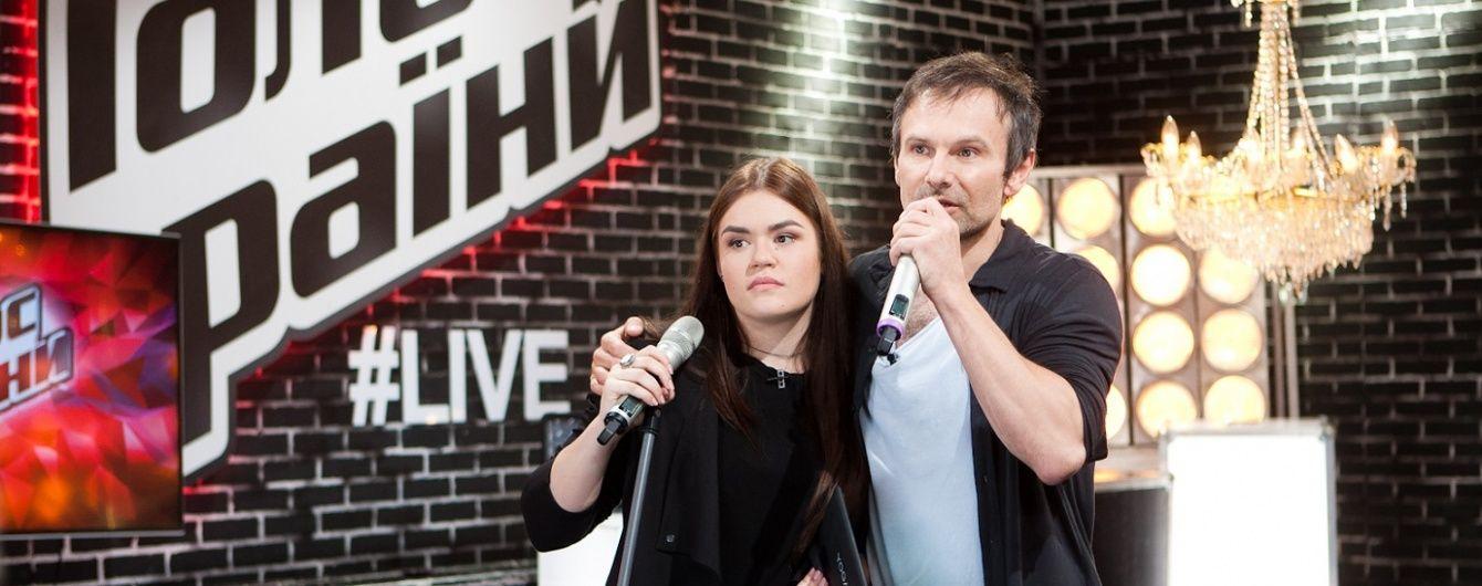 """Віталіна Мусієнко стала переможницею """"Голосу країни"""""""