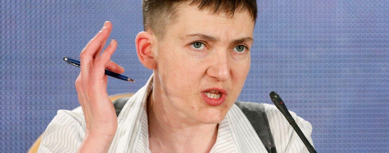 Третя світова або міжнародне право. Савченко назвала шлях для повернення Криму