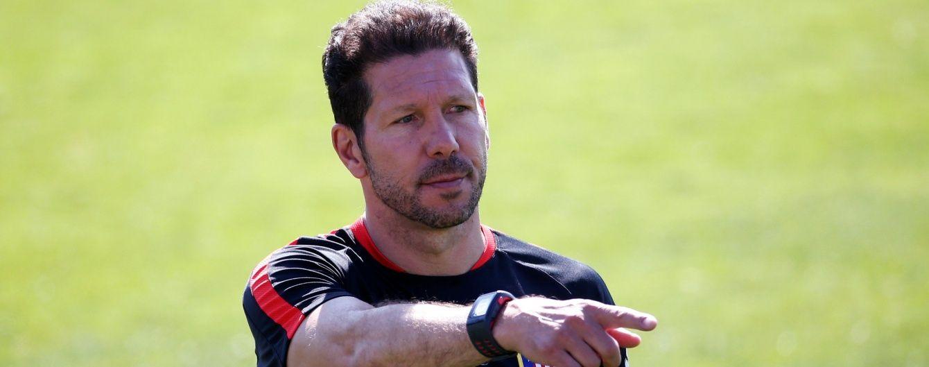 """Він говорить там, де повинен: тренер """"Атлетіко"""" розхвалив лідера """"Барселони"""""""