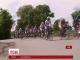 Київ приймає міжнародну шосейну велогонку