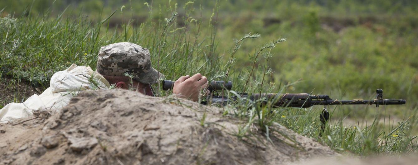 В Минобороны рассказали о потерях военных в зоне АТО за сутки
