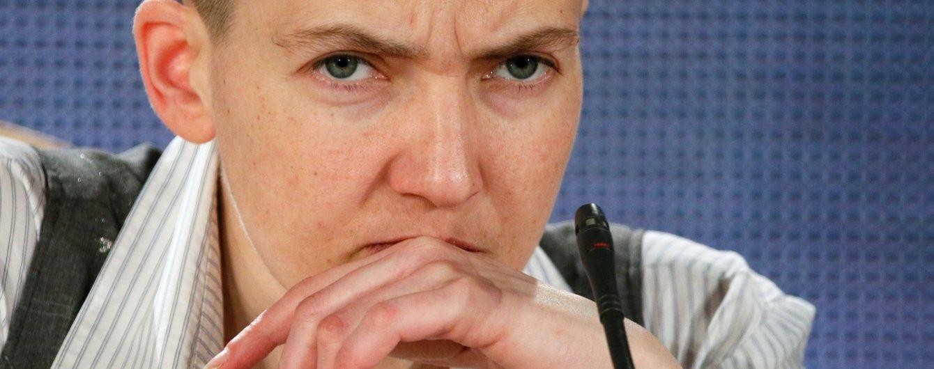 """Розберемося без Росії. Савченко пояснила, чому хоче прямих переговорів із бойовиками """"Л/ДНР"""""""
