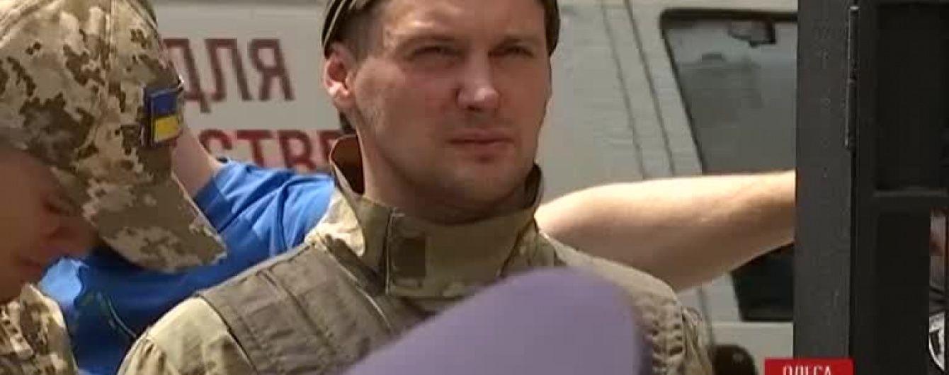 Одеський суд відпустив під домашній арешт росіянина, підозрюваного у подіях 2 травня