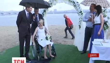 Яна Зинкевич вышла замуж за добровольца Максима Кораблёва