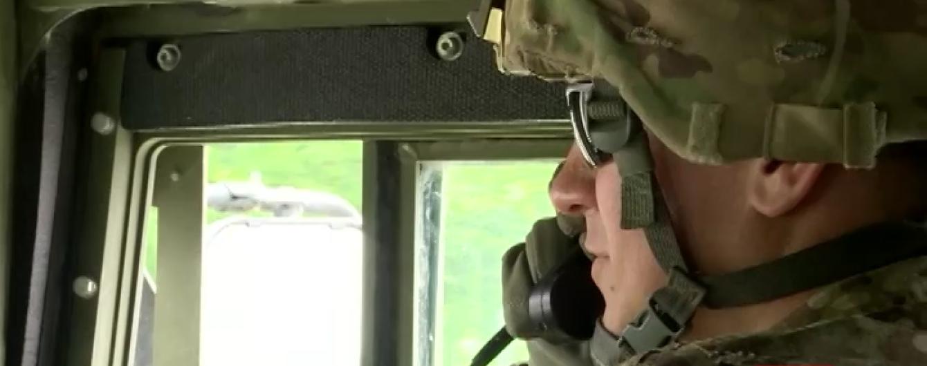 Потужне угруповання армії США ввійшло в Чехію і рухається на схід