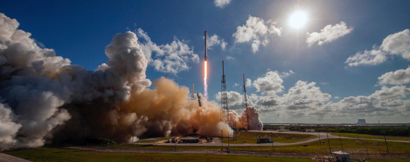 Перед масштабним вибухом ракети Falcon 9 зафіксували незрозумілий тихий звук