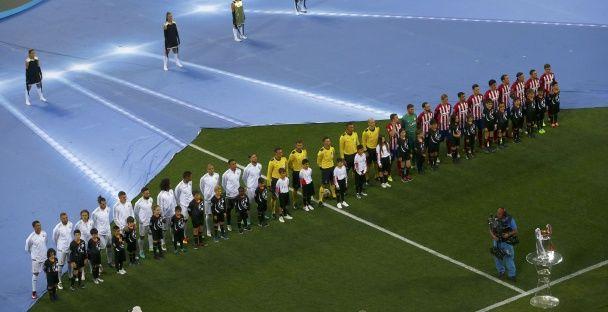 """Як """"Реал"""" і """"Атлетіко"""" бились у фіналі Ліги чемпіонів"""