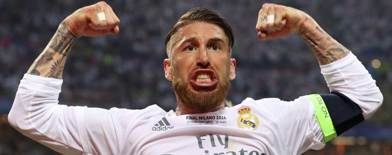 """Капитан """"Реала"""" пропустит до 6 недель"""