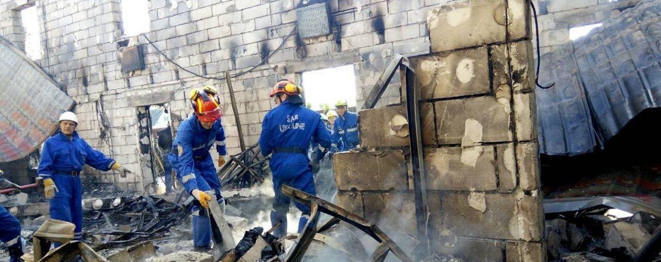 Мешканці згорілого будинку для літніх людей платили 6 тисяч гривень щомісячно