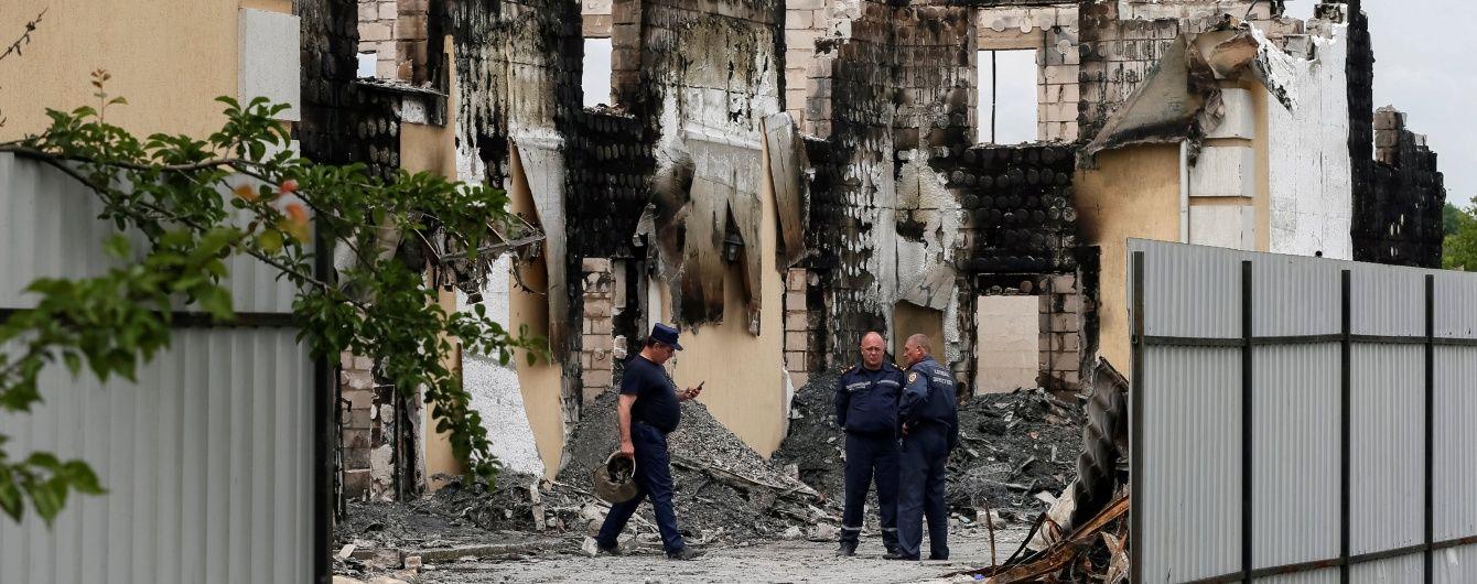 Поліція відкинула підпал як причину пожежі в будинку для літніх людей