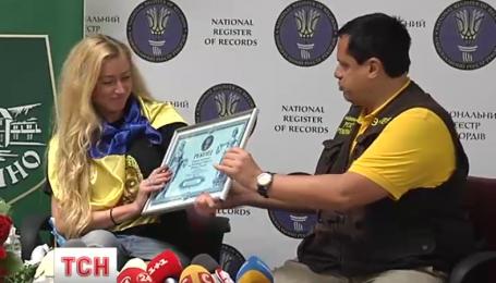Ирина Галай, покорившая Эверест, вернулась домой