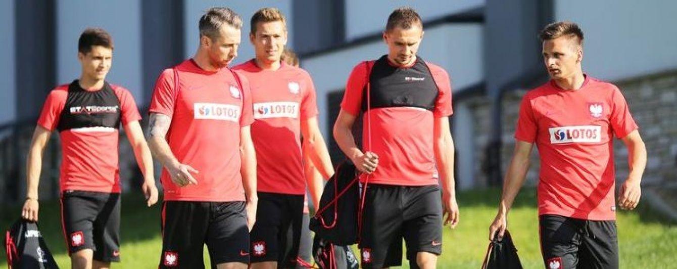 Польські футболісти заявляють, що на 100% готові до поєдинку зі збірною України