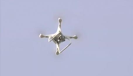 Збірна України використовує дрони на тренуваннях