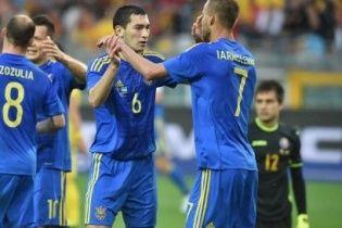 7 голів на двох. Відео матчу Румунія - Україна