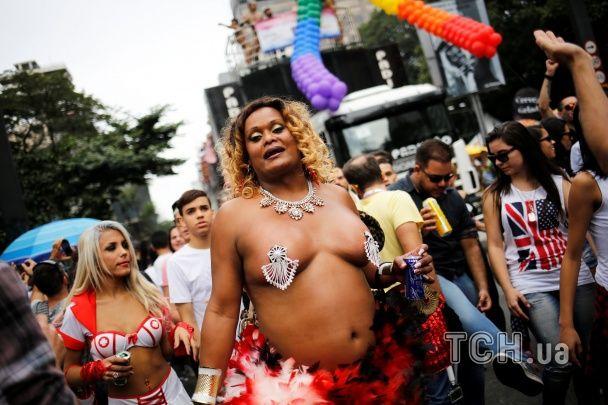 Гей туризм в бразилии