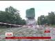 У Києві біля метро Либідська остаточно знесли пам'ятник чекістам