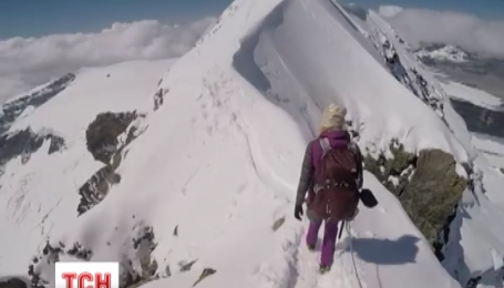 Ірина Галай, яка підкорила пік гори Еверест, повернулася додому