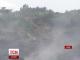 На Львівщині продовжують шукати під завалами побутових відходів трьох рятувальників