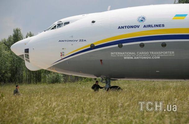 """""""Антонов"""" відновив і здійняв у повітря єдиний в України важковаговик """"Ан-22"""""""
