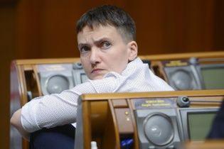Савченко підтвердила зустріч із ватажками бойовиків – СБУ