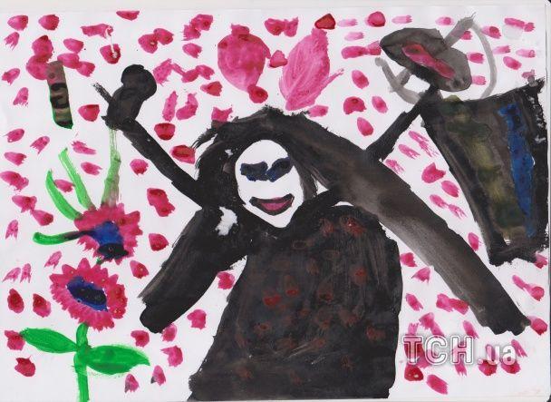 У Міжнародний день захисту дітей ТСН.ua проілюструє свої новини дитячими малюнками