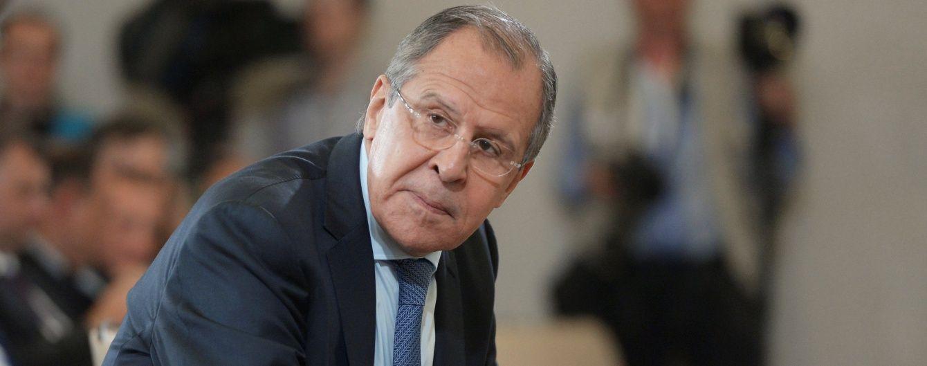 Лавров обіцяє налаштувати на конструктив терористів на Донбасі