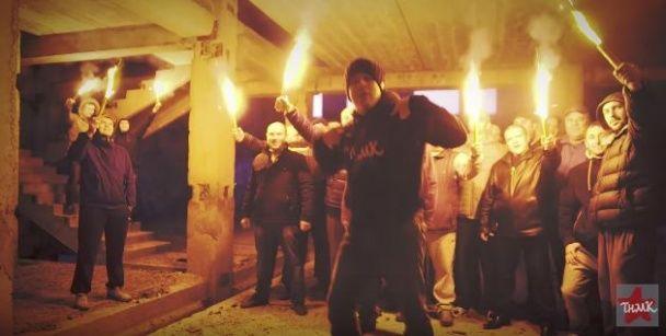 ТНМК представили видовищний кліп про українську мрію за участю ультрас