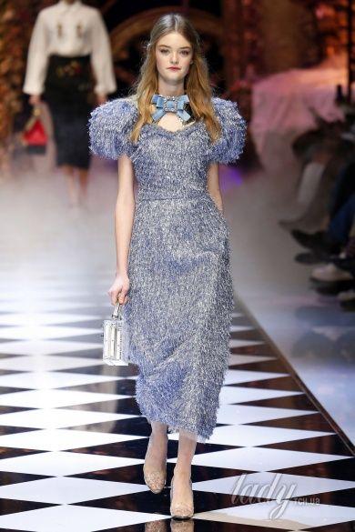Коллекция Dolce & Gabbana прет-а-порте сезона осень-зима 2016-2017_2