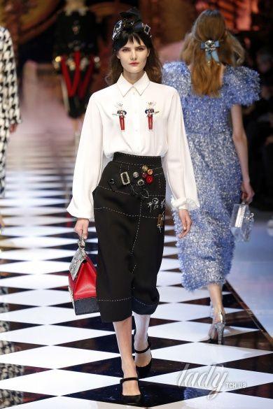 Коллекция Dolce & Gabbana прет-а-порте сезона осень-зима 2016-2017_4
