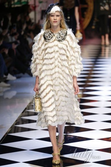 Коллекция Dolce & Gabbana прет-а-порте сезона осень-зима 2016-2017_9