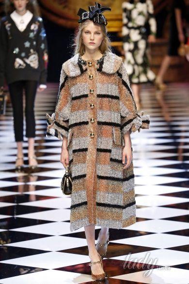 Коллекция Dolce & Gabbana прет-а-порте сезона осень-зима 2016-2017_11