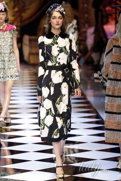 Коллекция Dolce & Gabbana прет-а-порте сезона осень-зима 2016-2017_13