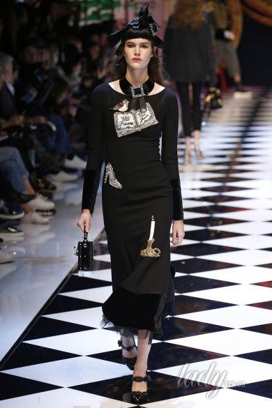 Коллекция Dolce & Gabbana прет-а-порте сезона осень-зима 2016-2017_15