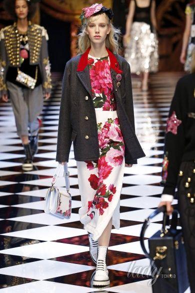 Коллекция Dolce & Gabbana прет-а-порте сезона осень-зима 2016-2017_17