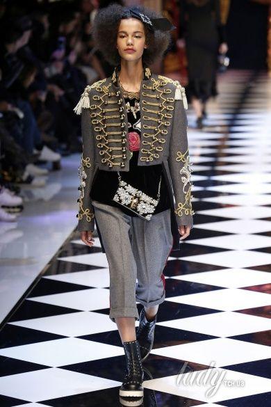 Коллекция Dolce & Gabbana прет-а-порте сезона осень-зима 2016-2017_18