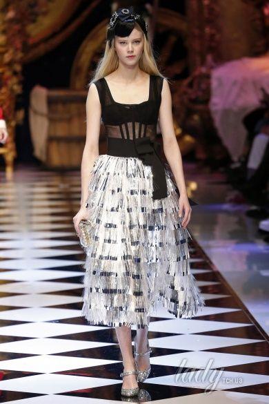 Коллекция Dolce & Gabbana прет-а-порте сезона осень-зима 2016-2017_19