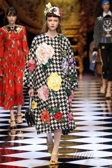 Коллекция Dolce & Gabbana прет-а-порте сезона осень-зима 2016-2017_23