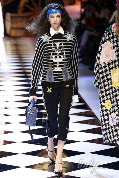 Коллекция Dolce & Gabbana прет-а-порте сезона осень-зима 2016-2017_25