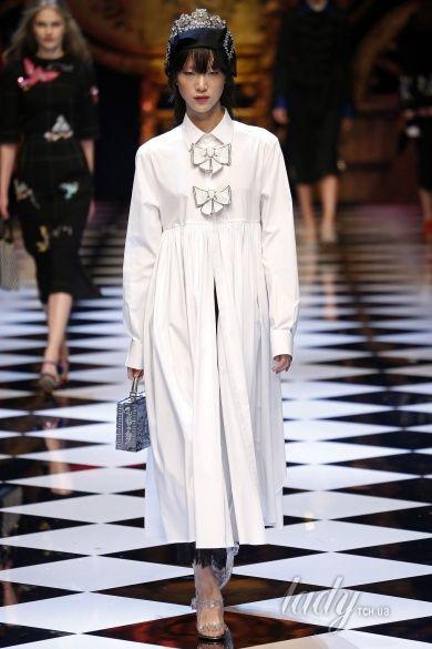 Коллекция Dolce & Gabbana прет-а-порте сезона осень-зима 2016-2017_26