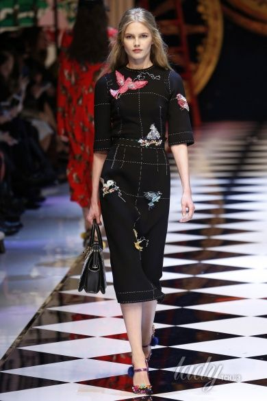 Коллекция Dolce & Gabbana прет-а-порте сезона осень-зима 2016-2017_27