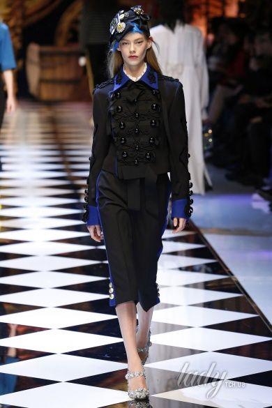 Коллекция Dolce & Gabbana прет-а-порте сезона осень-зима 2016-2017_28