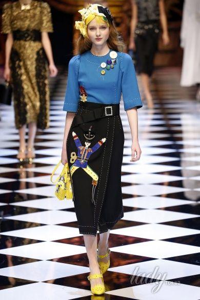 Коллекция Dolce & Gabbana прет-а-порте сезона осень-зима 2016-2017_29