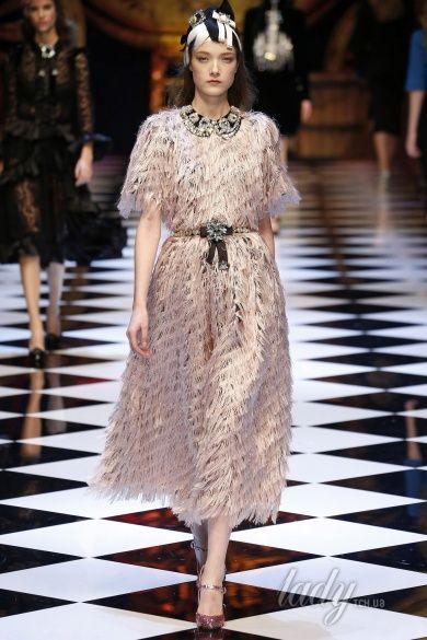 Коллекция Dolce & Gabbana прет-а-порте сезона осень-зима 2016-2017_32