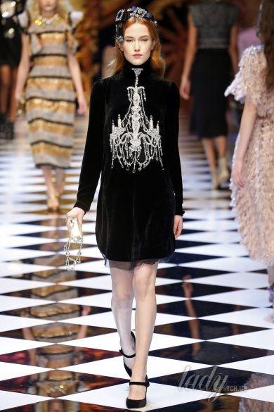 Коллекция Dolce & Gabbana прет-а-порте сезона осень-зима 2016-2017_34
